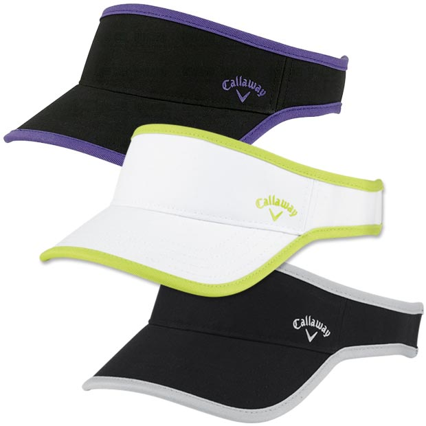 Callaway Ladies Petite Lightweight Golf Visors 710b0a8021a